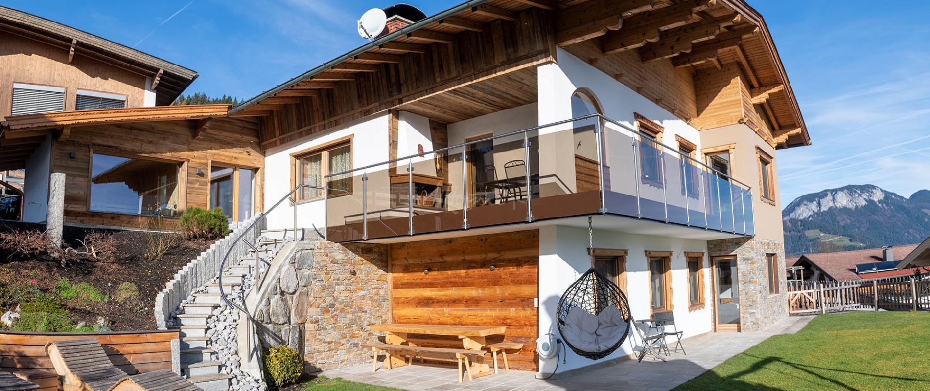 Ferienhaus in Kitzbühel, Tirol